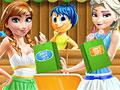 Принцессы Диснея: Радость готовит пончики