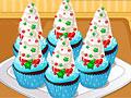 Десерты: Зимние кексы