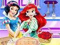 Принцессы Диснея: Прекрасный десерт