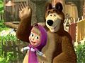 Маша и медведь: Крестики-нолики