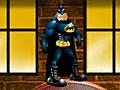 Бэтмен на опасном здании