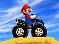 Супер Марио на квадроцикле