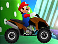 Квадроцикл Супер Марио