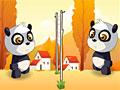 Панда и яйца