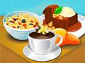 Приготовление молочной каши и пудинга