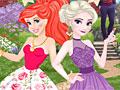 Принцессы Диснея: Двойное свидание