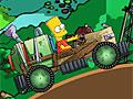 Симпсоны: Барт в картинге