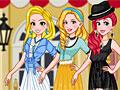 Модный бутик принцесс Диснея