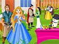 Принцессы Диснея: Подготовка вечеринки