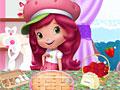 Шарлотта Земляничка готовит пирог