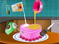 Волшебная кулинария: Праздничный торт