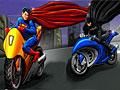 Гонки: Бэтмен против Супермена