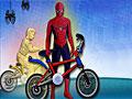 Человек-паук: Гонка на велосипеде