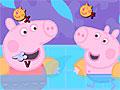 Свинка Пеппа: Напечатай буквы