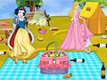 Принцессы Диснея: Уборка на пикнике