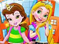 Принцессы Диснея: Время подготовки к школе