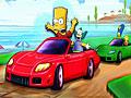 Симпсоны: Пляжные гонки