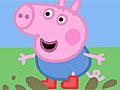 Свинка Пеппа: Пазл с Джорджем