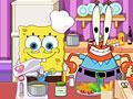 Спанч Боб: Безделье на кухне