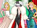 Принцессы Диснея: Мода Рапунцель против Золушки