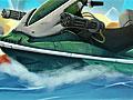 Гонки: Реактивный катер 3Д