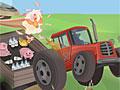Погоня за трактором