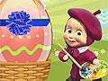Маша и Медведь: Пасхальное яйцо