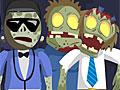Воздушные шары против зомби 4