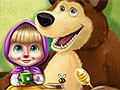 Маша и Медведь: Весенняя аллергия