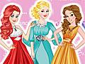 Принцессы Диснея: Звезды моды