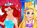 Принцессы Диснея на конкурсе визажистов