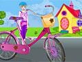 Барби: Ремонт велосипеда
