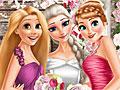 Принцессы Диснея: Свадьба Эльзы