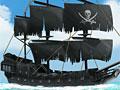 Парковка пиратского корабля
