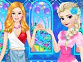 Принцессы Диснея: Мода Барби и Эльзы