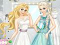 Принцессы Диснея: Свадебные модели