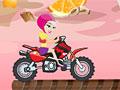 На мотоцикле в конфетной стране 2