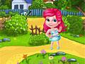 Приключения малышки принцессы на ферме