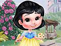 Принцесса в королевском саду