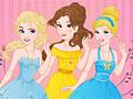 Одинокие принцессы Диснея