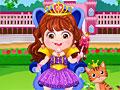 Принцесса малышка Хейзел