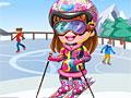 Лыжник малышка Хейзел