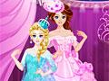 Принцессы Диснея на королевском балу