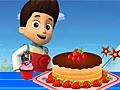 Щенячий патруль: Украшение торта