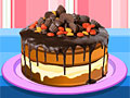 Большой торт