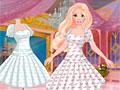 Летнее платье принцессы Барби