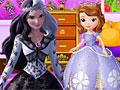 Принцесса София против Айви