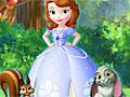Принцесса София и животные