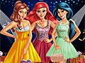 Принцессы Диснея: Выпускной вечер