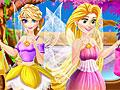 Принцессы Диснея: Феи в торговом центре